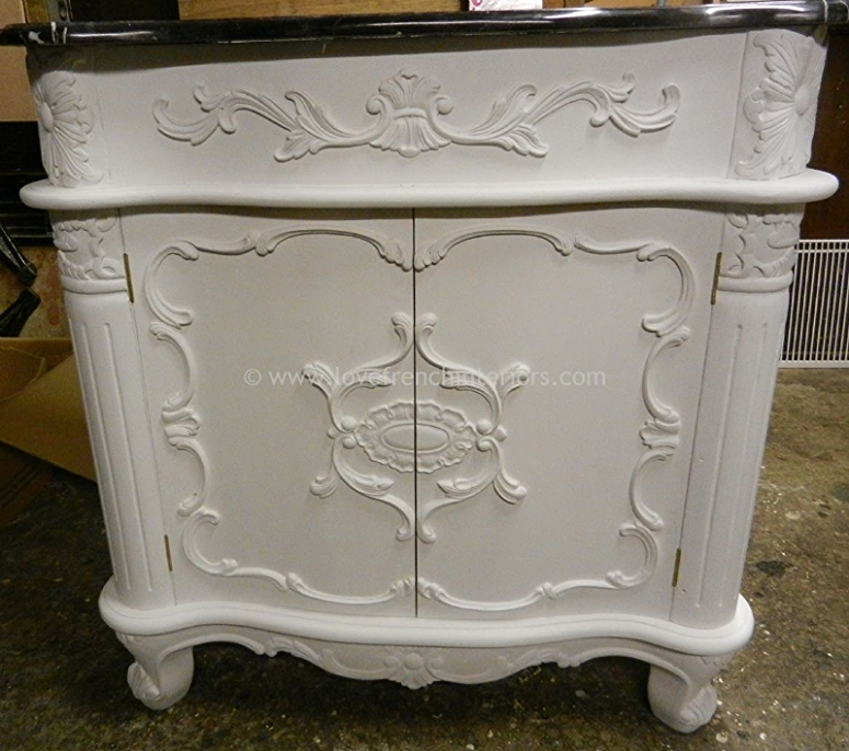 Ornate Single French Vanity Unit With Solid Marble Top. Innovative Ornate  And Antique Bathroom Vanities Traditionalbathroomvanitiesand